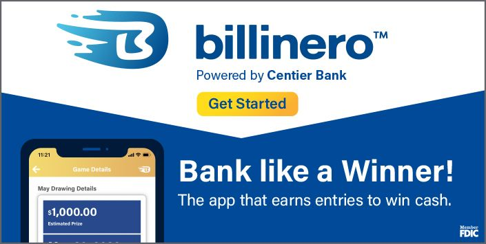 Billinero Bank Like a Winner
