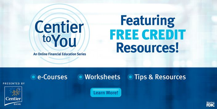 Centier To You Credit Basics