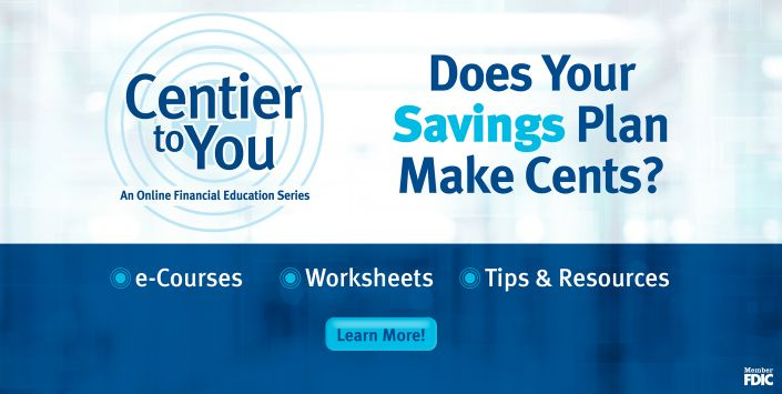 Centier To You Savings